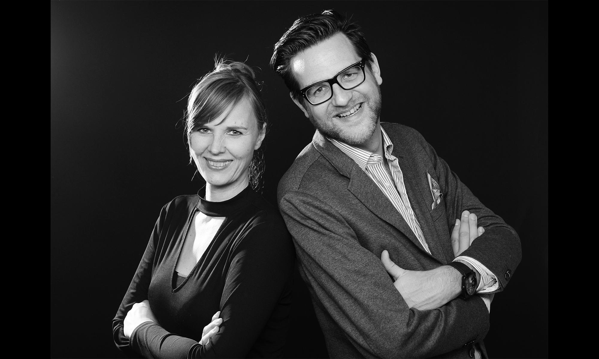 Sonja und Christian Vagedes